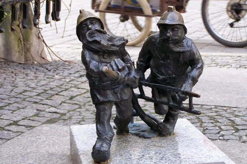 krasnoludki we Wrocławiu