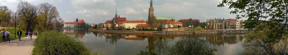 wrocłąwska panorama
