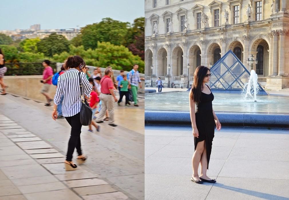 moda w Paryżu