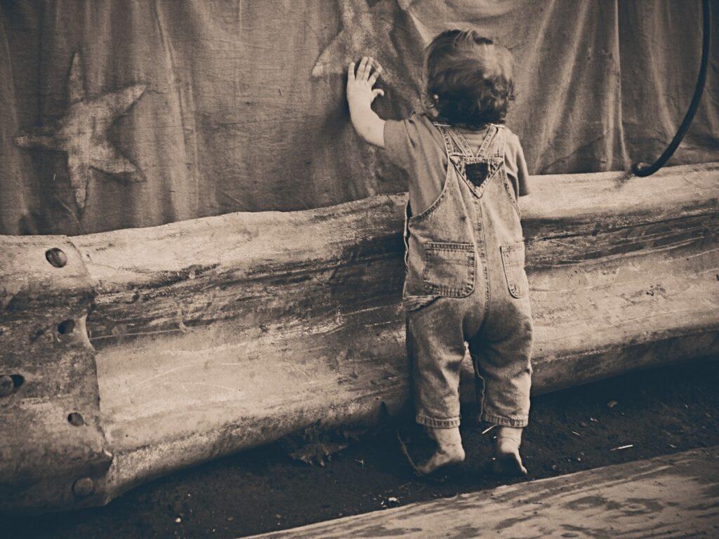 dziecka trumna