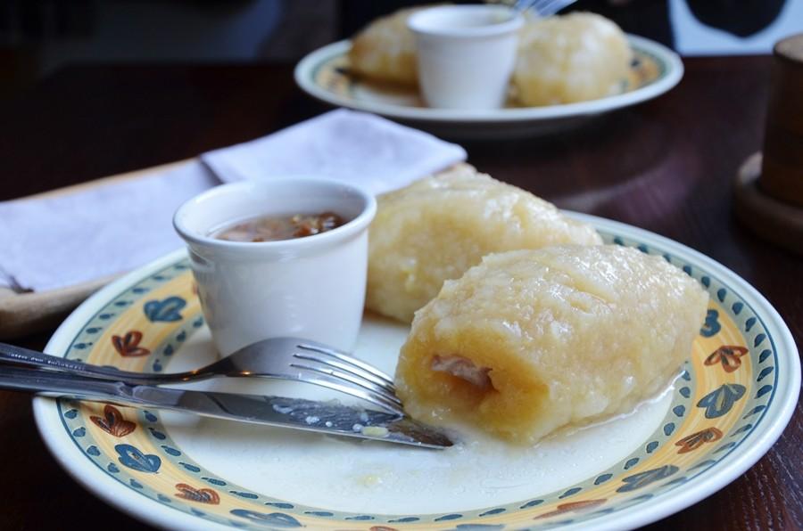 cepeliny tradycyjne litewskie danie