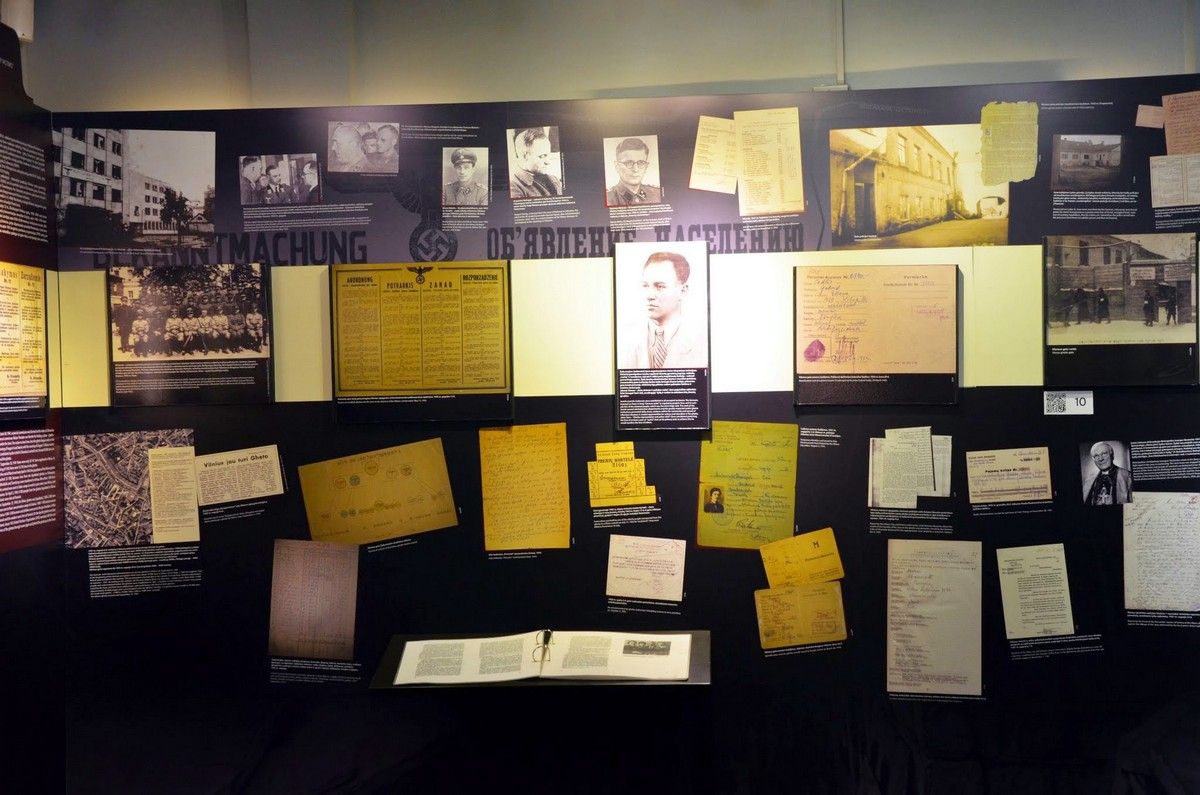muzeum Holokaustu Wilno