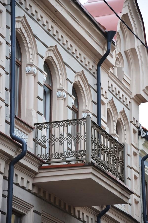 Wilno balkon