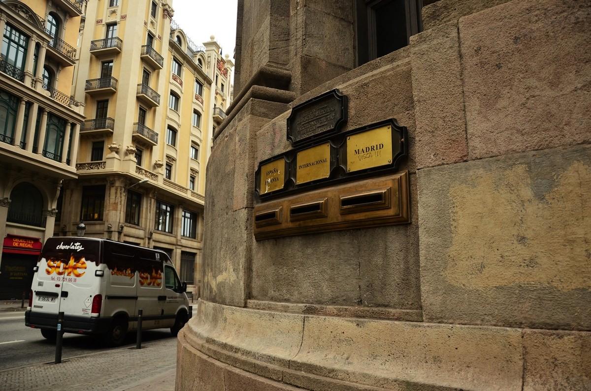 Barcelona poczta