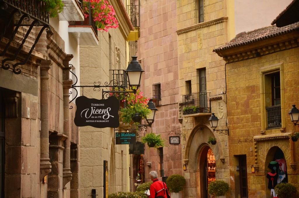 Barcelona Wioska Hiszpańska