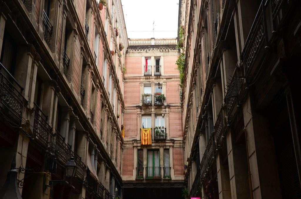 Barcelona kamienica