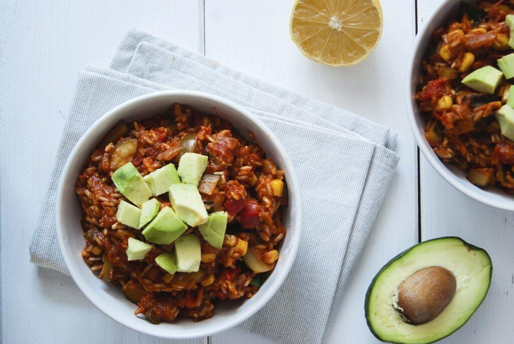 studencki obiad po meksykańsku