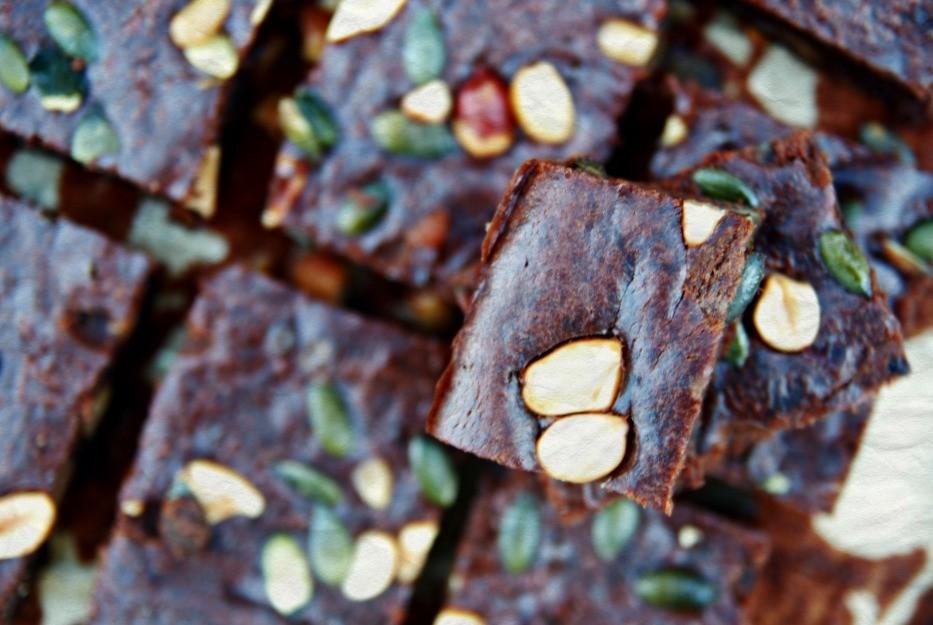 studenckie brownie