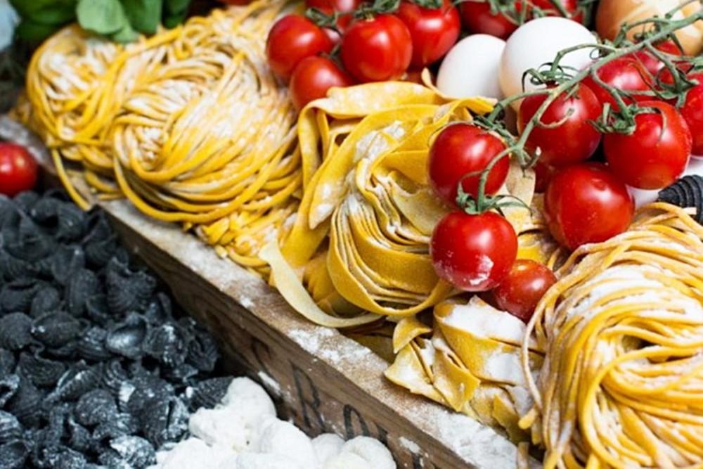 prawdziwe włoskie jedzenie