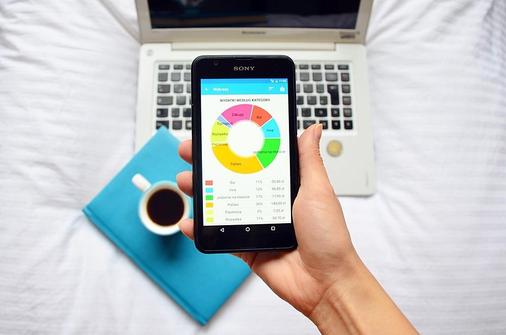 aplikacja do prowadzenia budżetu domowego